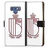 Étui Compatible avec Samsung Galaxy Note 9 Étui Folio Étui magnétique RBFA Produit sous Licence...