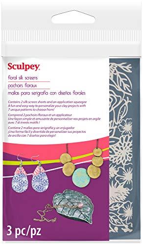 Sculpey - Kit de serigrafía