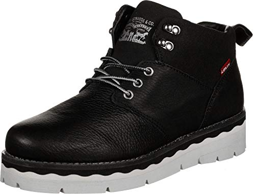 Levi's® Damen Boots Jax S Wave schwarz 40