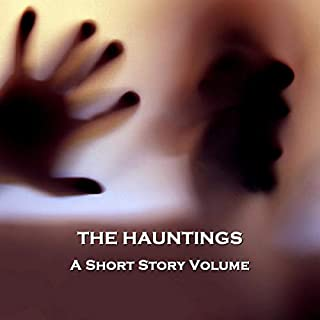 The Hauntings audiobook cover art