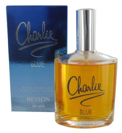 Revlon - Charlie blue pour Femme - Eau de toilette - 100ml