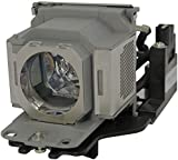 PHO LMP-E211 Genuine Original Replacement Lamp with Housing for Sony VPL-BW120S Projector (OEM Philips Bulb)