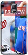 Cell Phone Carrying Covers Max Scherzer Case Style Snap Samsung Galaxy S5