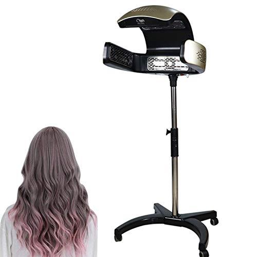 TWW Máquina De Permanente, Secador De Pelo, Secador De Pelo, Cuidado De Peinado Y Máquina De Engrase, Adecuado para Salones De Belleza Y Uso Doméstico