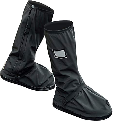 Galashield Rain Shoe Covers Waterproof and Slip Resistance Galoshes Rain Boots Over Shoes (X-Large)