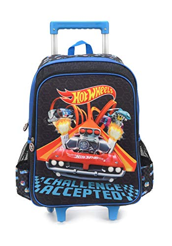 Mochilete Hot Wheels