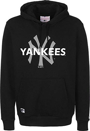 New Era MLB New York Yankees Hoodie Black