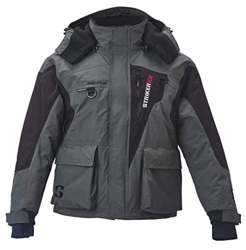 StrikerICE Predator Jacket with Sureflote Technology, Insulated &...