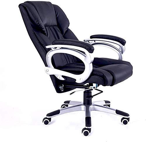 PANGPANGDEDIAN Sedia da Ufficio Sedia da Ufficio Desk Gaming Boss, Affari Ascensore Ascensore Fix Fisso Armrest Office Esecutivo Sedia Direzione Direzione Direzione Poltrona