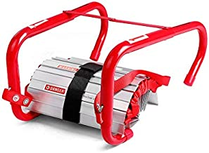 5 or 6 Story Fire Emergency Escape Ladder, 50 Foot