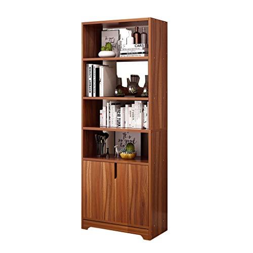 Bookcases, Cabinets & Shelves Bookshelf Floor Student Bookcase Home Living Room Multi-Function Rack Children's Room Bedroom Locker Bookcase Load-Bearing 100kg Best Gift