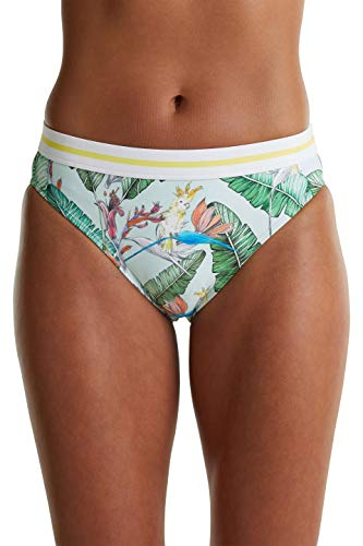 ESPRIT wear Damen Lilian Beach leger Bikini-Unterteile, 390, 40