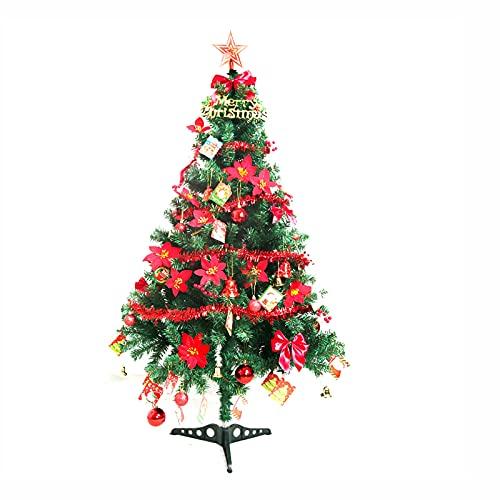 GGJJ Arbol De Navidad Adornos áRbol Decoraciones NavideñAs El TríPode De Hierro De 5.9 Pies Es Duradero Y Adecuado para Decoraciones De Navidad,Halloween,Fiestas Y AñO Nuevo Chino (Color : B)
