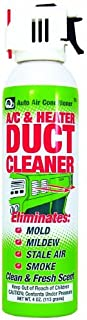 Interdynamics 760 Auto Air Conditioner A/C and Heater Duct Cleaner - 4 oz.