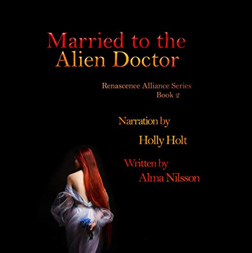 Married to the Alien Doctor cover art