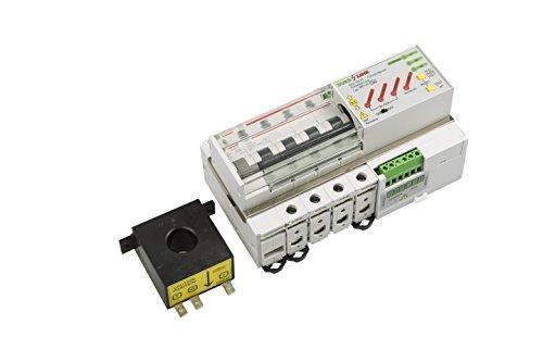 Multiprotector (Sobrecorriente, Diferencial, Baja y Alta Tensión) Trifásico Autorearmable LED707 (16A, 2 milisegundos)