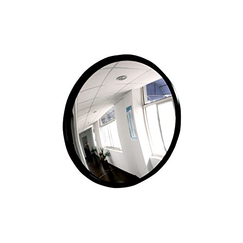 Round Blind Spot Mirror Safety Large Convex Mirror Outdoor Mirror for Driveways Office and Stores 0826 Size : 60cm