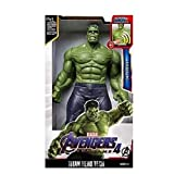 Toyico Avengers Hulk Action Figure Toys 6 inches Infinity war, Age 3 Years & Up (Battery Operated)