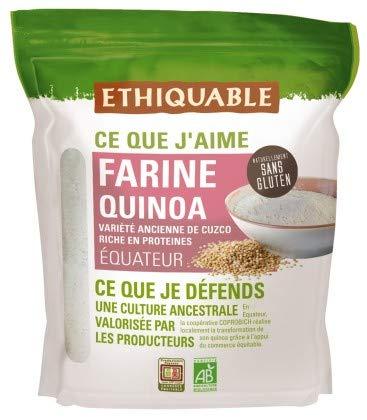 Ethiquable Farine Quinoa Equateur Bio...