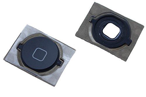 NG-Mobile Home Button Taste Drücker Knopf für Apple iPhone 4S schwarz