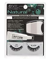 Ardell Natural Fake Eye Lashes, Starter Kit #101 by Ardell