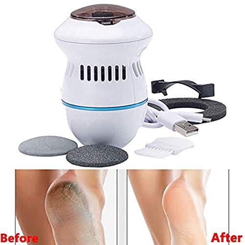 Voetreiniger automatische stofzuiger voetoplader oplaadbare voethuid dode huid eelt pedicure machine elektrische pedicure