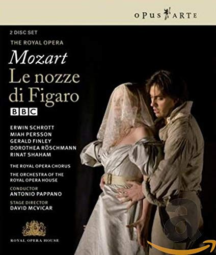 Les Noces De Figaro [Blu-Ray]