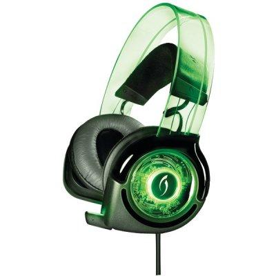 Jaybrake Pdp Pl3770 Universal Afterglow Wired Headset (Green)