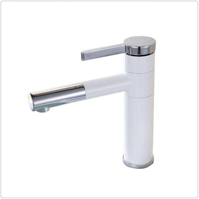 Faucetbathroom Sink Taps 360 ° Swivel Spout Bathroom Mixer Sink Mixer for Bathroom Faucet Single Lever Mixer Sink Mixer Tap Basin Mixer