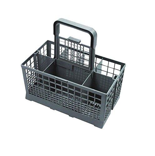 Invero® Cesto cubertero universal para lavavajillas Carrera Eurotech, Homark, Lendi, Powerpoint, Servis,...