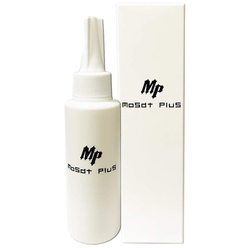 緑たっぷりフローティング【医薬部外品】Mosat Plus モサットプラス 育毛剤 ジェルタイプ 薬用 100mL