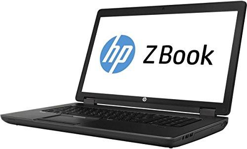 HP ZBook 15 G2 15,6 Zoll 1920x1080 Full HD Intel Quad Core i7 256GB SSD Festplatte 16GB Speicher Win 10 Pro MAR Grafik Nvidia Quadro K2100M Notebook Laptop (Zertifiziert und Generalüberholt)