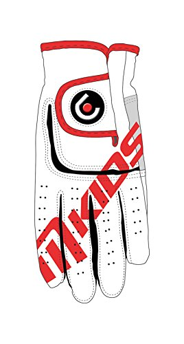 MASTERS MKIDS JUNIOR GOLF GLOVE. SIZE MEDIUM. RIGHT HAND GLOVE FOR A LEFT HANDED GOLFER by Masters