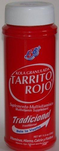 Kola Granulada Strawberry (Tarrito Rojo) by JGB