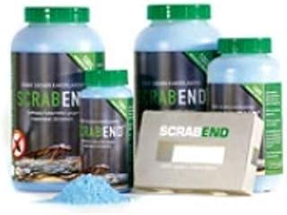 Scrabend contra cucarachas – Producto antiplagas para autoaplicación (100 g, incluye 2 cajas d...
