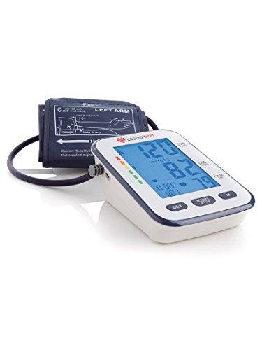 'Medidor presión automático digital mesa–Pantalla