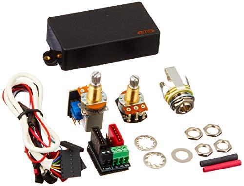 EMG イーエムジー エレキギター用 アクティブピックアップ EMG 89R ブラック (国内正規品)