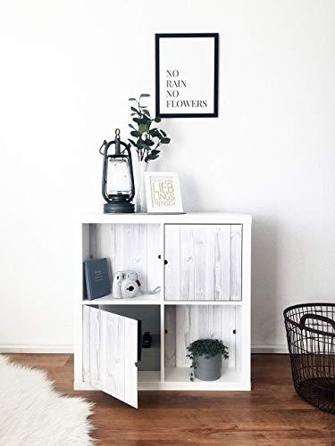 Regaleinsatz passend für Ikea Kallax und Expedit Regal