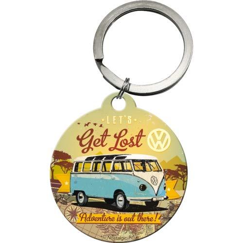 Nostalgic-Art sleutelhanger - VW