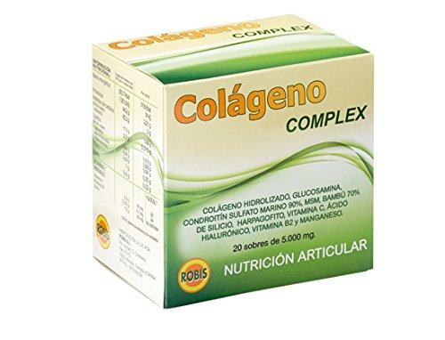 Robis Colágeno Complex Suplemento Alimenticio - 20 Unidades