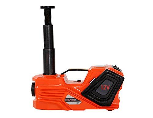 YASI MFG® elektrische hydraulische krik 3,5 ton 45 cm auto elektrische schaarlift 3 in 1
