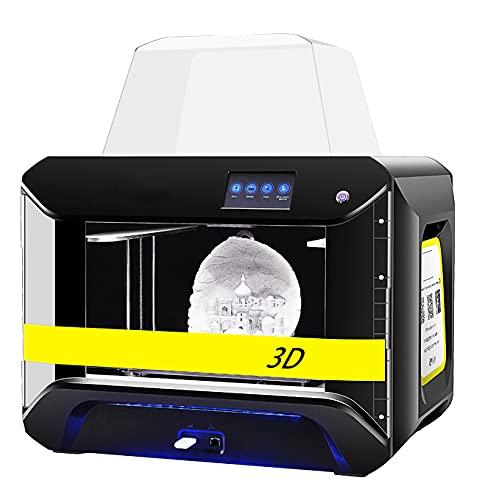 Xyfw Impresora 3D De Gran Tamaño Impresora Inteligente De Grado Industrial 3D Función WiFi Pantalla De Impresión De Alta Precisión