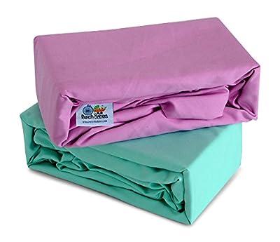 2-Piece Crib Sheets