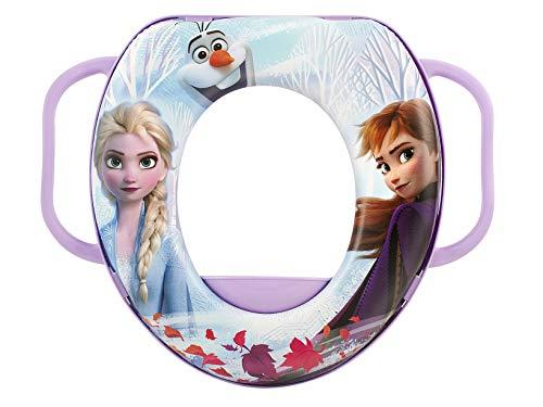 Lulabi Disney Frozen WC-Sitz mit Griffen, 28 x 30 cm
