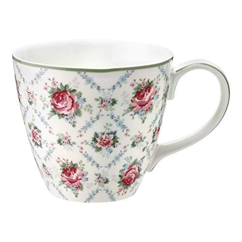 GreenGate Mug Malene Petit White