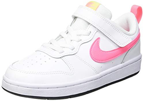 Nike Court Borough Low 2, Zapatillas de Running, Multicolor, 36.5 EU