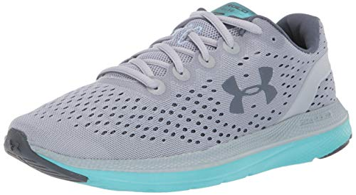 Under Armour Women's Charged Impulse Running Shoe,Blue Heights (401)/Breathtaking Blue, 5