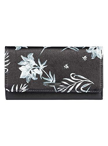 Roxy Hazy Daze - Tri-Fold Wallet for Women Wallets - True Black Full bicolys, 1SZ