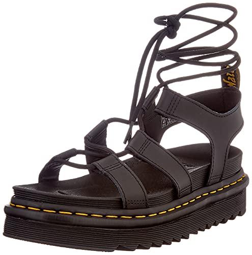 Dr. Martens Damen Dm24641001_36 Outdoor sandals, Schwarz, 36 EU