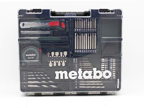 Metabo bS 18 atelier mobile set quick - 6.02217.88